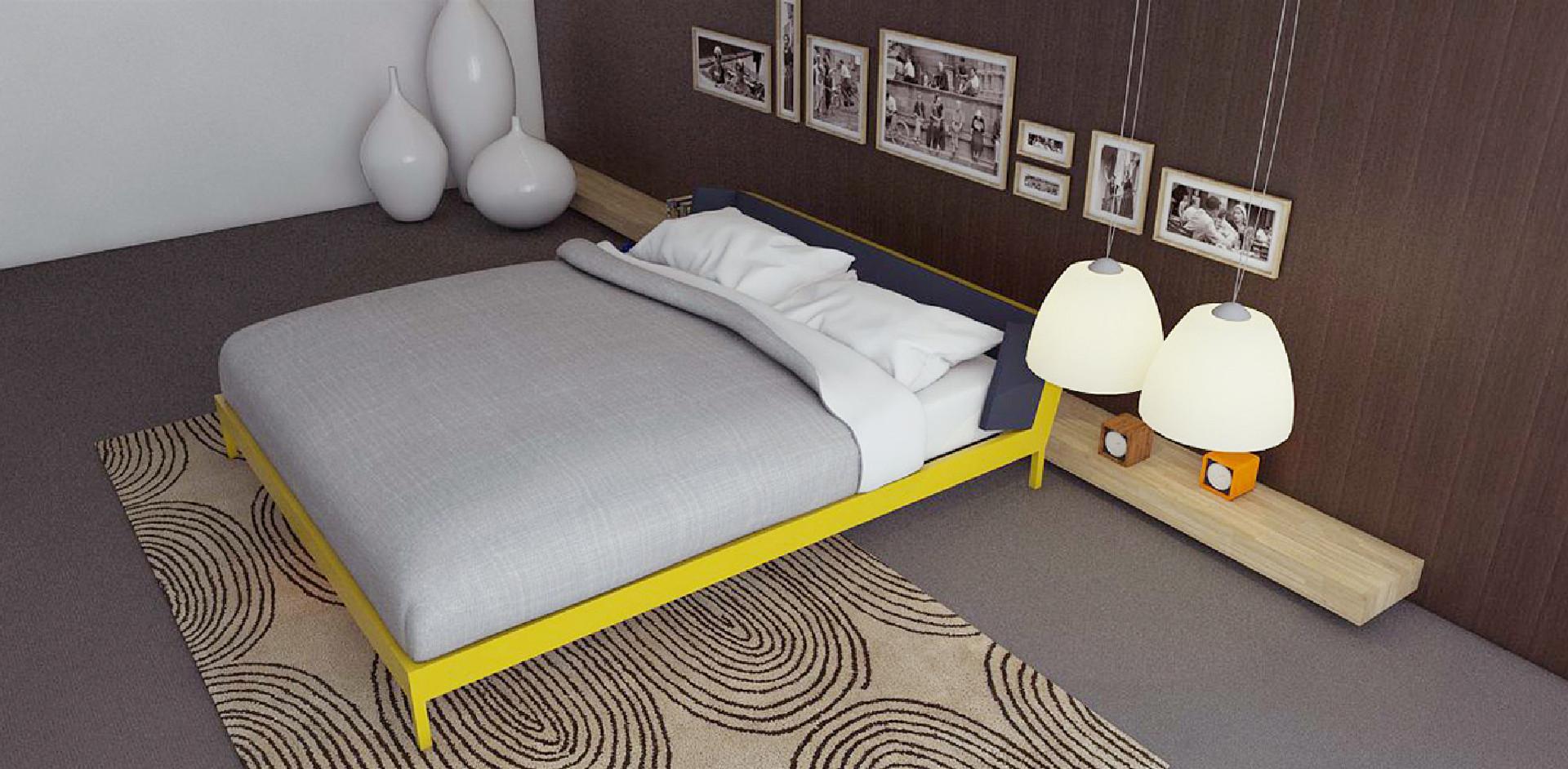 3 Wim Celis Aluminium bed 3_OK