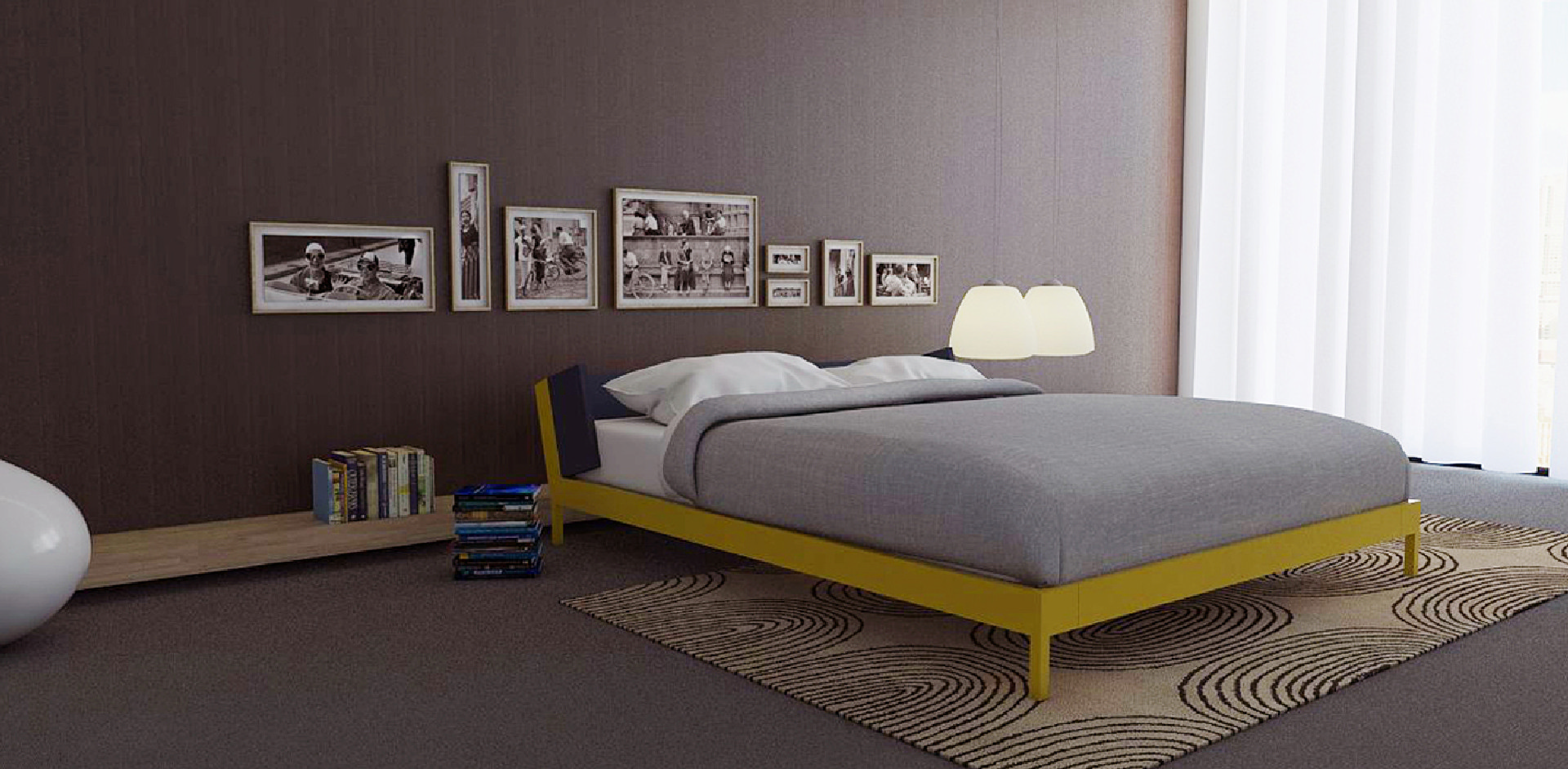 3 Wim Celis Aluminium bed_OK